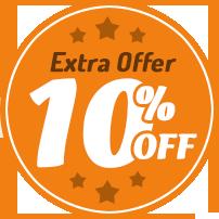 10% off promo